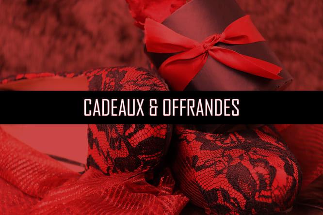 Cadeaux & Offrandes