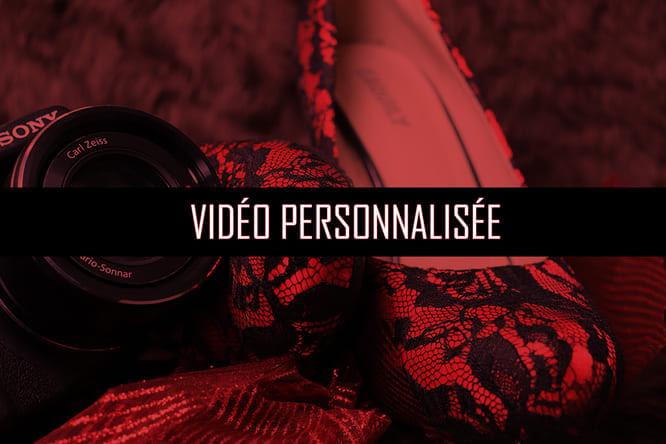 Vidéo personnalisée