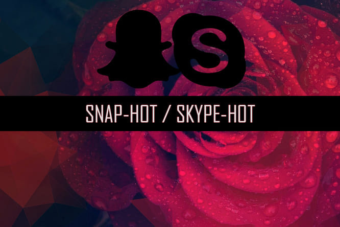 Snap-hot / Skype-hot